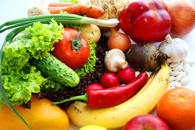 Fruits and Vegetables for Increase Metabolic Rate