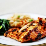 grilled breast chicken