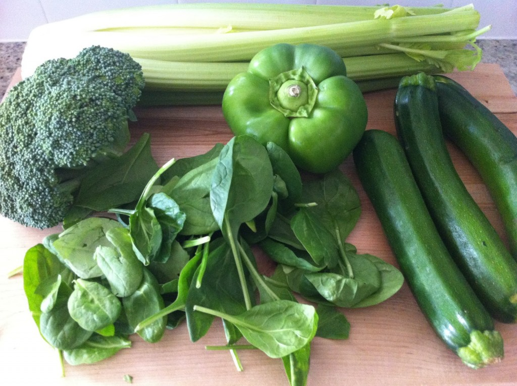 Boost Metabolic Rate with Vegetables
